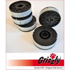 Bobina fir Nylon set 5 bucati pentru Florabest FRT 450 , Grizzly ERT 450