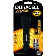 Lanterna Duracell Led Voyager Opti, 40 lm, Negru