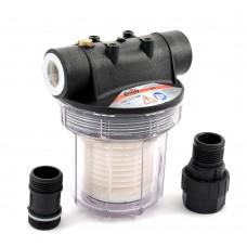 """Filtru primar pompe apa - 2 Adaptoare G1"""" AG"""