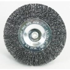Perie metalica ingusta pentru rosturi pavaj