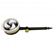 Perie rotativa cu reglaj pentru aparatele de spalat cu presiune