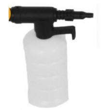 Lance spumare cu recipient detergent pentru aparatele de spalat cu presiune 0,5 L