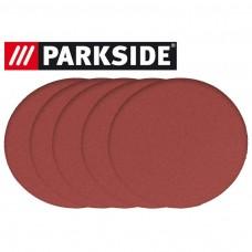 Hartie abraziva   pentru placa de șlefuit  cu disc